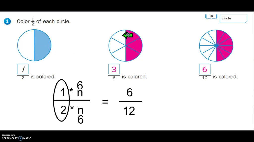 Lesson 3 4 Equivalent Fractions Rule YouTube