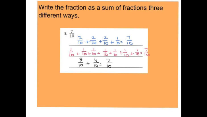 2/7 Equivalent Fractions