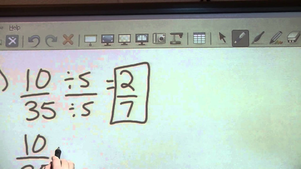 Mrs Sharber 1 9 Equivalent Fractions Part 3 Of 4 YouTube